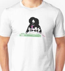 Reggie Watts T-Shirt from Comedy Bang Bang! Unisex T-Shirt