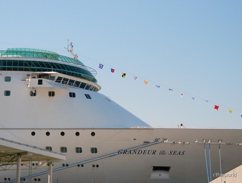 Grandeur of the Seas by ctheworld