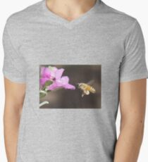 Bee Pollination  Mens V-Neck T-Shirt