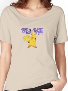 Pika-Dab!! Women's Relaxed Fit T-Shirt