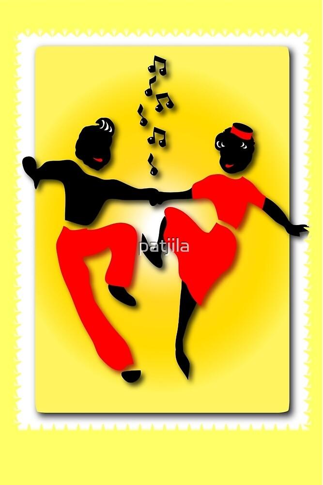 Rock, Bop Jump & Jive by patjila