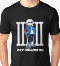 "Undertale - Sans ""Get Dunked On"" T-Shirt"