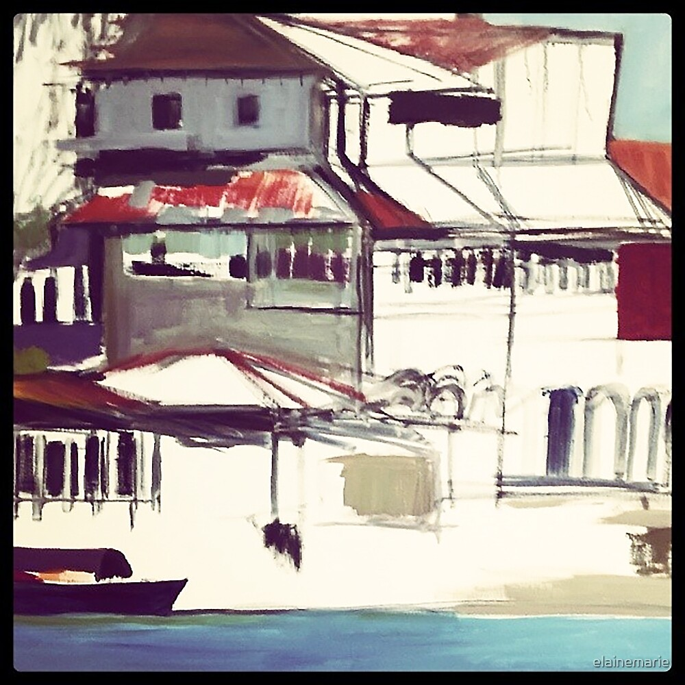 Architecture_of_Mombasa by Elaine Kehew