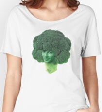 devon broccoli Women's Relaxed Fit T-Shirt