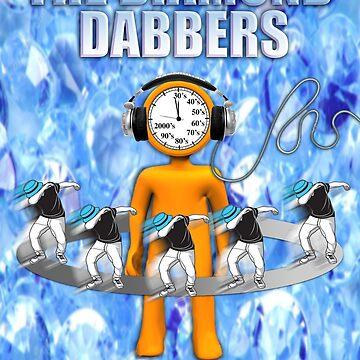 The Diamond Dabbers by MusoMagicMerch