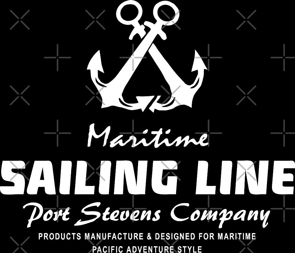 Maritime anchor by Port-Stevens