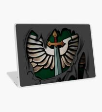 Dark Angels Rüstung Laptop Skin