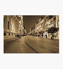 Spanish nights Photographic Print