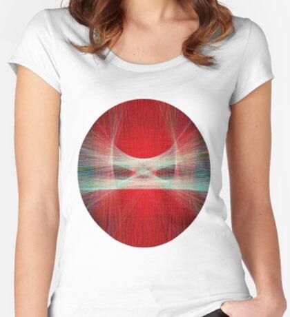 Ninja Fitted Scoop T-Shirt