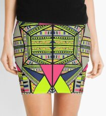 Dark Light Bright Mini Skirt