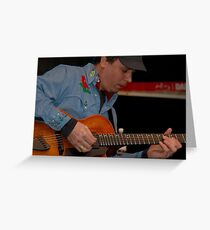 Kurt Rosenwinkel Standards Trio @ Darling Harbour Greeting Card