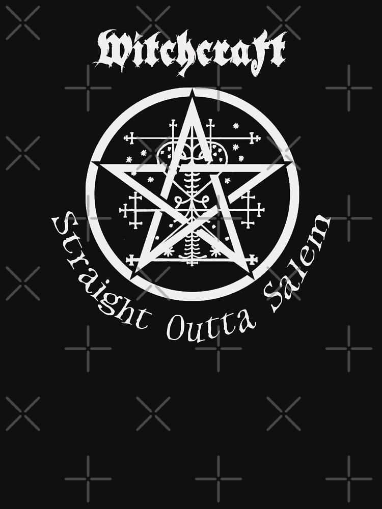 Brujería - Straight Outta Salem de StilleSkygger