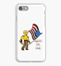 TRUMPO FOR KHAL! iPhone Case/Skin
