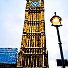 London Shapes by David  Perea