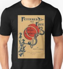 Artist Posters Fettered yet free a study in heredity by Annie S Swan Hurd 0580 T-Shirt