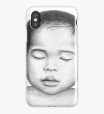 Asian Baby iPhone Case/Skin