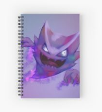 Haunter - Pokemon Spiral Notebook