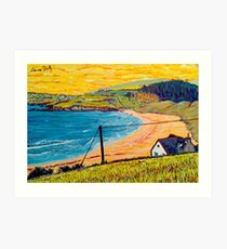 Long Strand, West Cork, Ireland Art Print