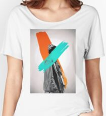 Paint Women's Relaxed Fit T-Shirt
