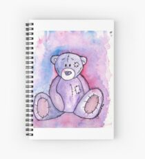Ted - E - Bear Spiral Notebook