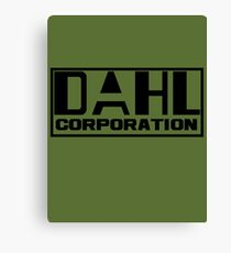 DAHL Corporation Canvas Print
