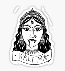 KALI MA Sticker