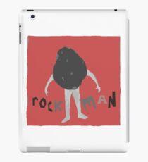 Rock Man iPad Case/Skin