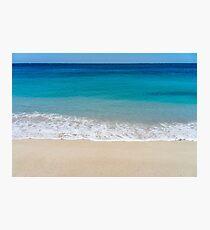 Injidup Beach Photographic Print