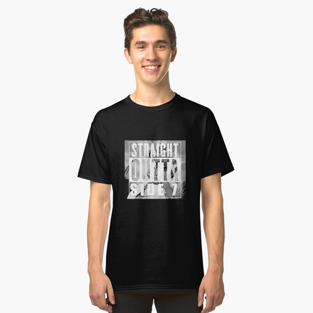 Mobile suit Gundam Classic T-Shirt