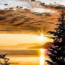 Chuckanut Sunset by Jim Stiles