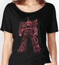 Char's Zaku 2 Women's Relaxed Fit T-Shirt