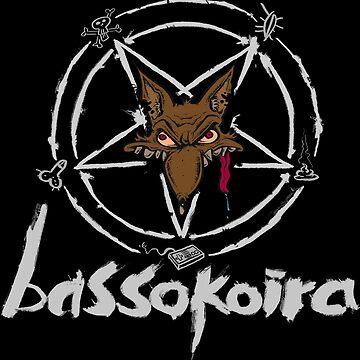 bassokoira bassogrammi by nutikka
