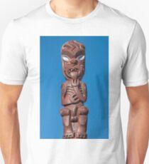 Maori Statue T-Shirt