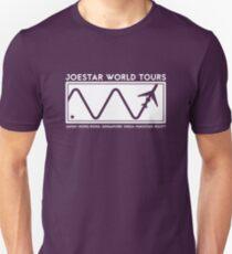 Joestar World Tours [Whtie Ver.] T-Shirt
