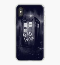 Bad Wolf iPhone Case