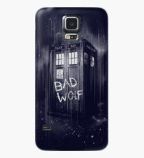 Bad Wolf Case/Skin for Samsung Galaxy
