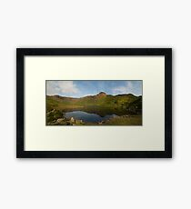 Easedale Tarn - Lake District Framed Print