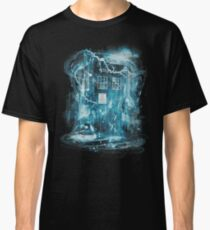 Time and space storm Classic T-Shirt