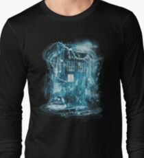 Time and space storm Long Sleeve T-Shirt