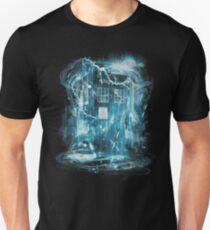 Time and space storm Unisex T-Shirt