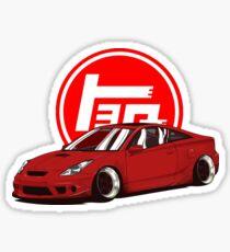 Toyota Celica T23 7gen Sticker