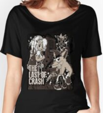 The Last of Crash Women's Relaxed Fit T-Shirt