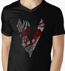 Conqueror Men's V-Neck T-Shirt