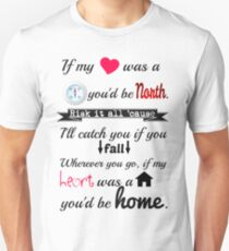 If my Heart was a House T-Shirt