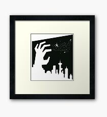 Stubbs The Zombie Framed Print