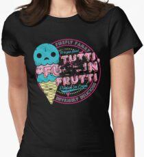 Tutti Frutti (Clean Version) Women's Fitted T-Shirt