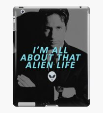 All About That Alien Life iPad Case/Skin