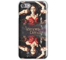 'The Vampire Diaries' Merchandise iPhone Case/Skin