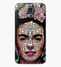 Funda/vinilo para Samsung Galaxy Arte de Frida Kahlo: definir la belleza