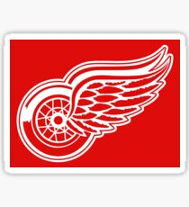 Detroit Red Wings Stickers  95f24cfbcc